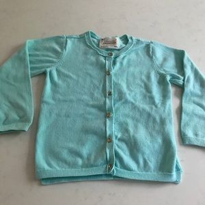 Zara Knitwear girls collection cardigan
